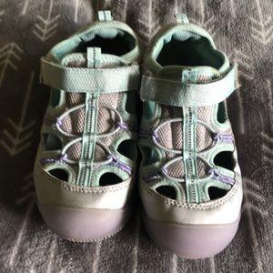 Girls washable sneaker/sport sandals